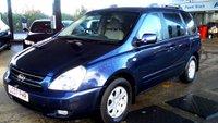 2007 KIA SEDONA 2.9 LS 5d 183 BHP £3795.00
