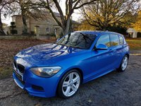 2013 BMW 1 SERIES 1.6 116I M SPORT 5d 135 BHP £13750.00
