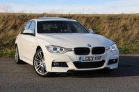 2013 BMW 3 SERIES 2.0 328I M SPORT 4d AUTO 242 BHP £SOLD