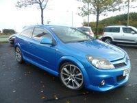 2010 VAUXHALL ASTRA 2.0 i 16v VXR Sport Hatch 3dr £8975.00