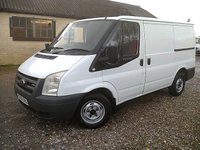 2008 FORD TRANSIT T280 85PS SWB LOWROOF £3195.00