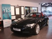 2009 BMW Z4 3.0 Z4 SDRIVE30I ROADSTER 2d AUTO 254 BHP £14995.00