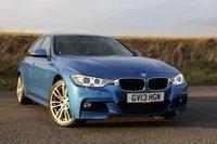 2013 BMW 3 SERIES 2.0 320D XDRIVE M SPORT 4d AUTO 181 BHP £19950.00