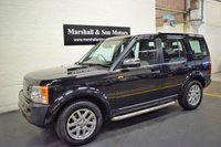 2007 LAND ROVER DISCOVERY 3 2.7 3 TDV6 XS 5d AUTO 188 BHP £9699.00