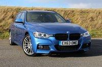 2013 BMW 3 SERIES 2.0 320D M SPORT TOURING 5d 181 BHP £18950.00
