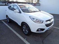 2014 HYUNDAI IX35 1.7 SE CRDI 5d 114 BHP £10975.00