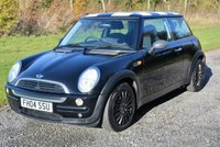 2004 MINI HATCH ONE 1.6 ONE 3d 89 BHP £2295.00