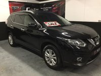 2014 NISSAN X-TRAIL 1.6 DCI 5d 130 BHP 4x4 7 seater panoramic roof. £16750.00