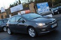2012 VAUXHALL ASTRA 1.7 EXCLUSIV CDTI ECOFLEX S/S 5d 108 BHP £4690.00