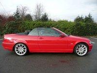 2003 BMW 3 SERIES 2.0 318CI 2d 141 BHP £2495.00