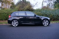 USED 2011 61 BMW 1 SERIES 2.0 120D M SPORT 5d 175 BHP