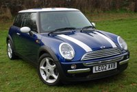 USED 2002 02 MINI HATCH COOPER 1.6 COOPER AUTOMATIC [114 bhp] * VERY LOW MILEAGE * FSH *