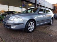 USED 2006 06 SKODA OCTAVIA 1.9 ELEGANCE TDI DSG 5d AUTO 103 BHP Reliable Family Estate