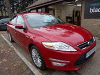2014 FORD MONDEO 1.6 ZETEC BUSINESS EDITION TDCI 5d 114 BHP £9495.00