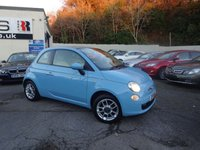 USED 2011 11 FIAT 500 1.2 C POP 3d 69 BHP NATIONALLY PRICE CHECKED DAILY