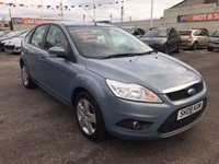 2008 FORD FOCUS 1.6 STYLE 5d 100 BHP £3995.00