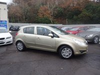 USED 2007 57 VAUXHALL CORSA 1.4 CLUB A/C 5d 90 BHP NATIONALLY PRICE CHECKED DAILY