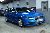 2010 AUDI S4 3.0 S4 QUATTRO 4d 329 BHP AUTO £18995.00