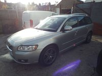 USED 2011 11 VOLVO V50 1.6 DRIVE SE EDITION S/S 5d 113 BHP ZERO TO TAX!