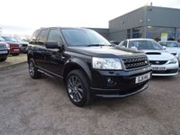 USED 2011 11 LAND ROVER FREELANDER 2.2 SD4 SPORT LE 5d AUTO 190 BHP 5 MAIN AGENT SERVICE STAMPS,LAST DONE 80K SEPTEMBER THIS YEAR
