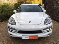 USED 2013 13 PORSCHE CAYENNE 3.0 D V6 5d AUTO 245 BHP