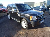 2007 LAND ROVER DISCOVERY 2.7 3 TDV6 GS 5d AUTO 188 BHP £10990.00