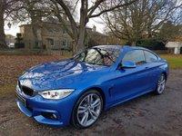 2014 BMW 4 SERIES 3.0 435D XDRIVE M SPORT 2d AUTO 309 BHP £28950.00