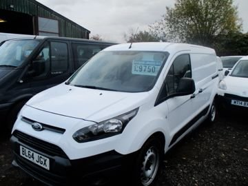 2014 64 FORD TRANSIT CONNECT 1.6 240 L2 H1 95 BHP
