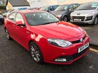 2015 MG 6 1.8 TSE GT DTI 5d 150 BHP £8200.00
