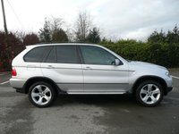 2005 BMW X5 3.0 D SPORT 5d 215 BHP £7995.00