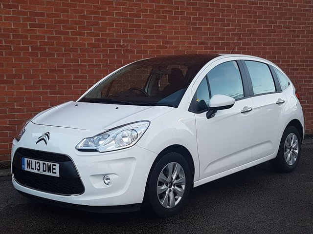 2013 13 CITROEN C3 1.2 VTR+  PLUS 5d   £20 ROAD TAX