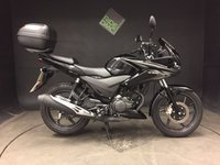 2013 HONDA CBF 125 M-D. 2013. 2306 MILES. EXCEPTIONALLY CLEAN £1750.00
