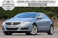 USED 2009 59 VOLKSWAGEN PASSAT 2.0 CC TDI 4d 138 BHP +++ FREE 6 months Autoguard Warranty included in screen price +++
