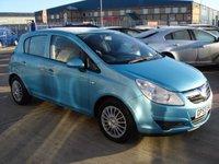 2010 VAUXHALL CORSA 1.4 EXCLUSIV A/C 5d AUTO 98 BHP £4495.00