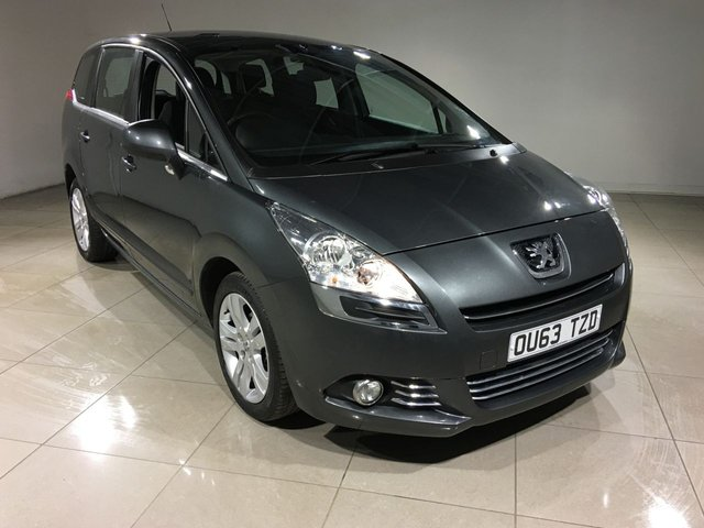 View our 2013 63 PEUGEOT 5008 1.6 HDI ACTIVE 5d 115 BHP