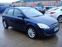 2007 KIA CEED 1.6 LS CRDI 5d 114 BHP £2795.00