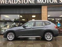 2013 BMW X1 2.0 SDRIVE18D XLINE 5d AUTO 141 BHP £16995.00
