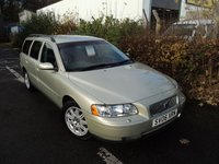 USED 2006 06 VOLVO V70 2.4 D5 S 5d 185 BHP Full Service History