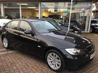2007 BMW 3 SERIES 320D SE 4d 161 BHP £5750.00
