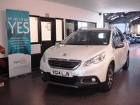 USED 2014 14 PEUGEOT 2008 1.6 E-HDI ALLURE FAP 5d 115 BHP Bluetooth Phone, Serviced By Peugeot @ 10947/27237/30621 miles, Snow and grass Modes, Start Stop Technology, Pearl White - Finished in white pearl, 2 Private Owners with Peugeot service history. Supplied with at least 6 months warranty. Car is virtually unmarked. Supplied with 2 keys. This 2008 Allure crossover is very economical. £20 tax and at least 55 MPG. Extended warranties & Finance is available, for more information please visit www.xways.co.uk or phone 01787 475329/07967962192