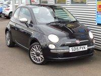 2015 FIAT 500 1.2 CULT 3d 69 BHP £8500.00