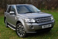 USED 2013 13 LAND ROVER FREELANDER 2.2 SD4 HSE AUTO [190 BHP]