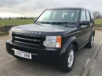 USED 2007 57 LAND ROVER DISCOVERY 2.7 3 TDV6 GS CHEAP 4X4 - SOLD AS SEEN (REF. KEY NUMBER 57)
