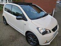 2014 SEAT MII 1.0 MII BY MANGO 5d 74 BHP Very High Spec Car Sat Nav & Bluetooth, Glass Roof £6335.00