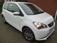 USED 2014 64 SEAT MII 1.0 I-TECH 3d 59 BHP  Sat Nav & Bluetooth Included