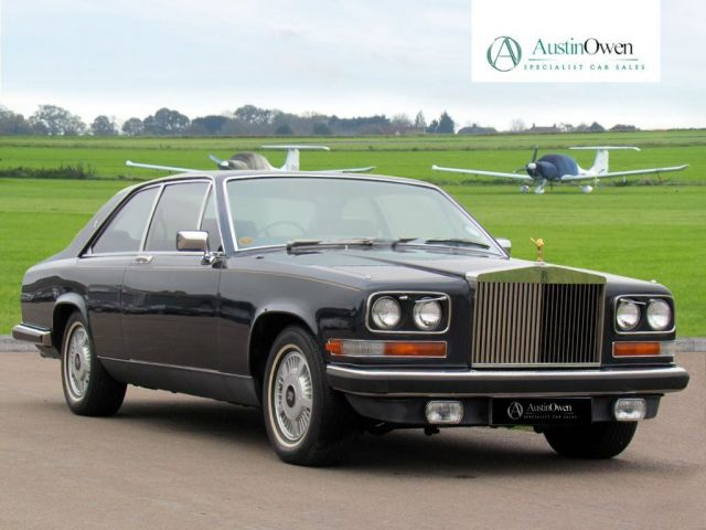 View our ROLLS-ROYCE CARMARGUE