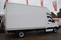 USED 2009 09 MERCEDES-BENZ SPRINTER 2.1 311 CDI LWB CC 1d 109 BHP