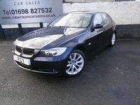 2008 BMW 3 SERIES 2.0 318I EDITION ES 4dr £5980.00
