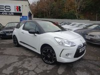 USED 2015 DS DS 3 1.2 PURETECH DSTYLE 3d 80 BHP