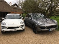 USED 2012 PORSCHE CAYENNE 5  PORSCHE CAYENNE'S NOW IN STOCK